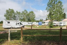 Aire Camping-car Agen