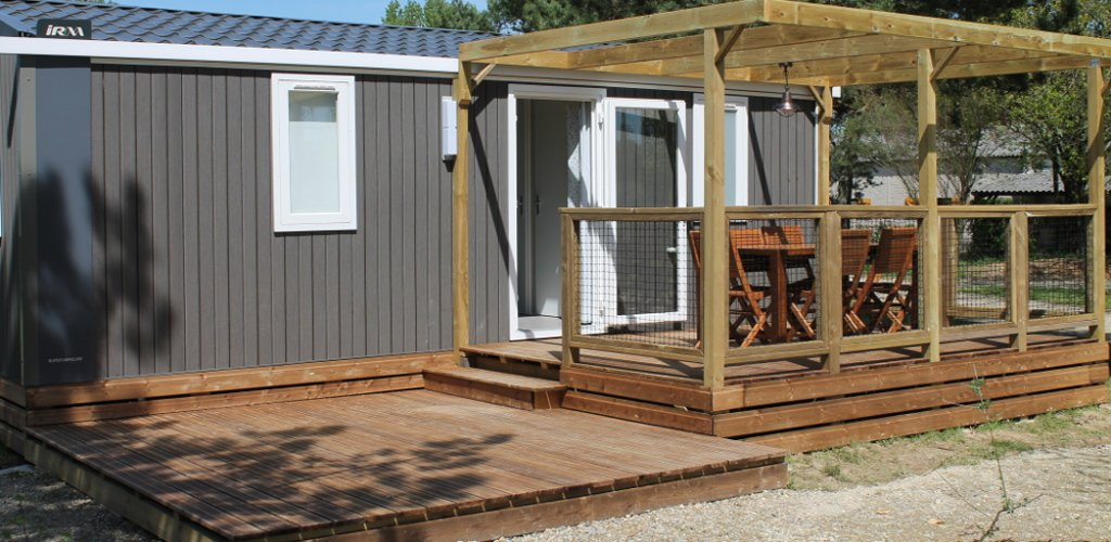Mobil-home Cottage